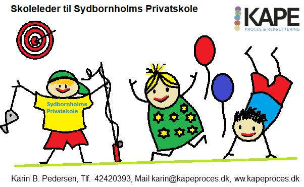 KAPE proces & rekruttering søger skoleleder til Sydbornholms Privatskole